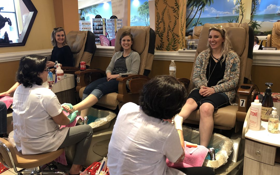 Ladies Spa Day Outing